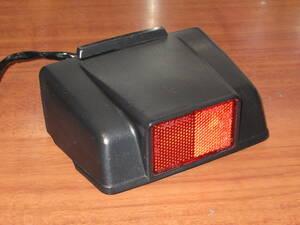 『綺麗・良品・特価』RG400Γ /500 ガンマ:ライセンスランプ(ナンバー灯)/ 車検対応部品