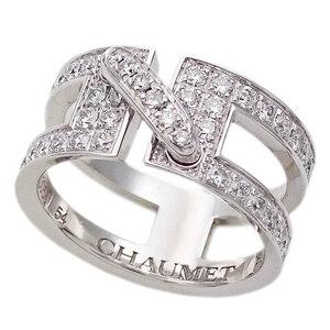 ショーメ CHAUMET ジュエリー リング 指輪 リアン ドゥ ショーメ ホワイトゴールド 750WG K18WG #54 約14号