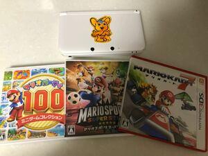 任天堂3DS ソフト付き