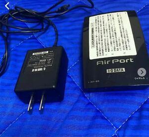 早いもの勝ち 無線LAN wifi中継機 I-O DATA WN-AG300EX