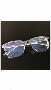 ブルーライトカットメガネ パソコン用 PCめがね【TR90素材・軽量・UVカット・紫外線カット