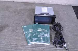 ヴォクシー ZS 煌 キラメキ 前期(ZRR70)純正 動作保証 HDDナビ 地図2008年 CD DVD AUX 地デジ フルセグ内臓 08545-00R40 NHZT-W58 K050653
