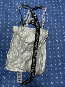 FRAGMENT DESIGN × RAMIDUS TOTE BUG トートバッグ フラグメント