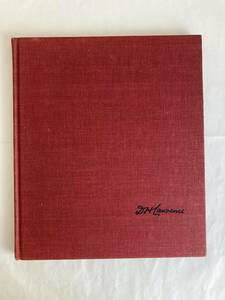D.H.ロレンスの絵画 洋書 PAINTINGS OF D.H.LAWRENCE LONDON:CORY, ADAMS & MACKAY First Edition 1964