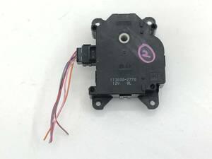 _b66908 ダイハツ ミラ カスタムX DBA-L275S エアコンサーボ モーター (2) 113800-2770 L285S L275V L285V