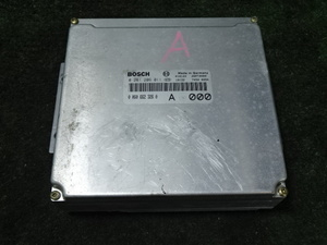 now only free shipping * Alpha Romeo 156*932B1 2001(H13) year * engine computer -*00606623260 BOSCH 0261206011 ECU immediately shipping