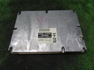 今だけ送料無料☆トヨタ セルシオ・UCF20 H10年式・エンジンコンピューター・1UZ-FE ECU エンジンコントロールユニット・89661-50450