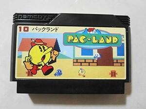 FC21-003 任天堂 ファミコン FC パックランド 10 アクション Pac Land ナムコ 名作 シリーズ レトロ ゲーム カートリッジ ソフト