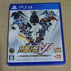 スーパーロボット大戦V プレミアム PS4