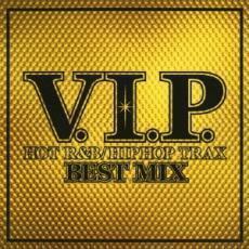 ケース無::V.I.P. HOT R&B HIPHOP TRAX-BEST MIX 2CD レンタル落ち 中古 CD