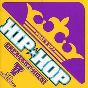 ケース無::ワッツ・アップ?ヒップホップ・グレイテイスト・ヒッツ V 2CD レンタル落ち 中古 CD
