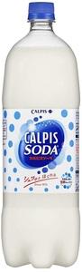 新品/未開封 アサヒ飲料 カルピスソーダ ペットボトル 1500ml×8本