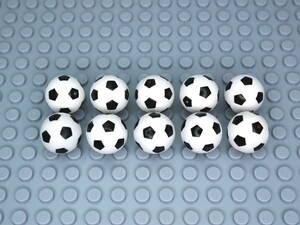 LEGO/レゴ パーツ サッカーボール 10個セット