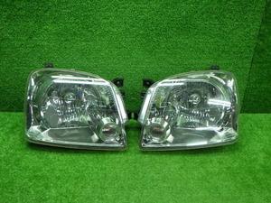 ミツビシ CR6W ディオン ヘッドライト左右セット ハロゲン 210730121