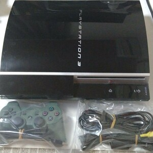 ソニー PlayStation3 初期型 CECHL00 メンテナンス済品