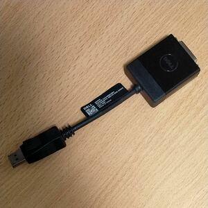 変換アダプター DP DVI ディスプレイポートコネクター用 DELL