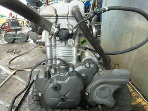 アプリリア RS4 125 (ZD4TW0006FS) エンジン 実働