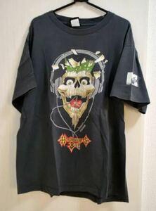 90s mtv headbangers ball tシャツ バンドtシャツ