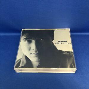 【訳あり】田原俊彦 A面コレクション アルバム CD レンタル落ち D50A0193
