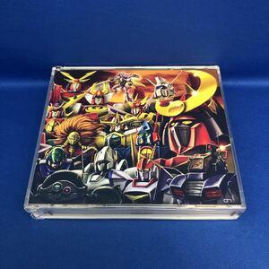 サンライズ ロボットアニメ大鑑 レンタル落ち 3枚組CD KICA3101~3