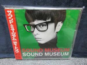L0217 ◆【CD】テイ・トウワ Towa tei SOUND MUSEUM/サウンド ミュージアム オブ・テイ トウワ 中古美品◆