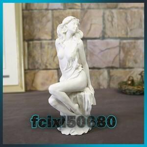 f▽女性像 ヨーロッパ 装飾 アート 彫刻 オブジェ 美術品 コレクション ヌード デッサン