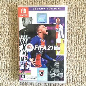 FIFA 21 LEGACY EDITION Nintendo Switch HAC-P-AXSHA FIFA21 switch