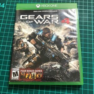 Xbox One 北米版 Gears of War 4 [マイクロソフト]