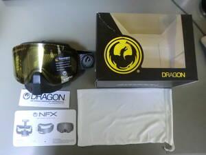ドラゴン NFXSゴーグル 調光(Boost wTransitions Yellow Lens)