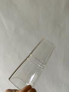 珍品 変わった形のガラス硝子製器具 気泡ゆらゆら古道具アンティークビンテージ昭和レトロインテリアディスプレイ飾りオブジェコレクション