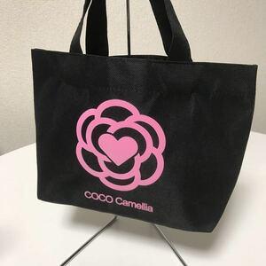 新品 SALE トートバッグ バッグ ランチ ミニバッグ レディース 長財布 カメリア coco ピンク。