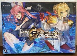 【新品】Fate/EXTELLA Celebration BOX for PlayStation4