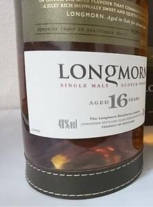 終売品 ロングモーン16年 Longmorn 16yo 48% 700ml