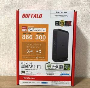 WSR-1166DHPL BUFFALO バッファロー 無線LAN親機
