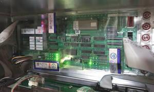 全国送料無料 激レア 5号機 タイヨーエレック マーベルヒーローズ メイン基板 基盤 ROM付 ロム 動作確認済 保証付 スロット パチスロ 今