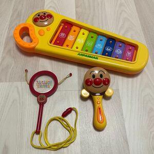 アンパンマンおもちゃ 楽器 セット