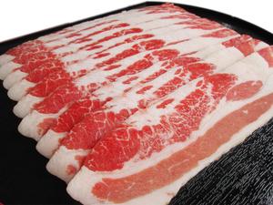 D◆厳選/アメリカ産牛肉◆牛バラスライス_たっぷり1kg☆焼肉/牛丼!