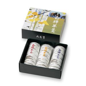 【送料無料】六花亭 【北海道銘菓】 白樺羊羹 3本入 他同時出品中 1680