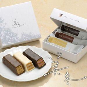 【送料無料】石屋製菓 白い恋人 美冬(みふゆ) 12個入り 2380