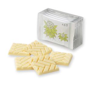☆【送料無料】六花亭 【北海道銘菓】 板 ホワイトチョコレート 5枚入 他同時出品中 1380