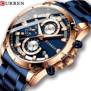 【新品1円~】※限定1品【最新メンズクォーツ腕時計】KM51161 海外ブランド高級ウォッチ 【最安】ビジネス ファッション 人気 精密