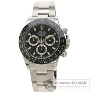 ROLEX ロレックス 116500LN コスモグラフ デイトナ 腕時計 ステンレススチール SS メンズ 中古