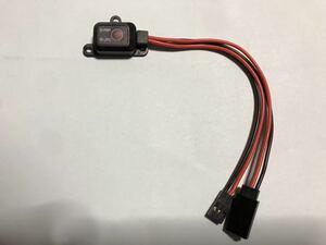送料込み ラジコン 受信機 電子スイッチ 1/8バギー レーシング mbx8 MP10 MP9 mrx6 等に
