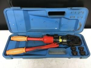 【中古品】 ★泉精器 手動油圧式圧着工具 9H-2 / ITKMUMKV5YJ2 T38