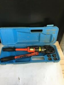 【中古品】 泉精器 手動油圧式圧着工具 9H-2 / ITCCW8STZJD1