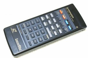 (( free shipping ) rare PIONEER Pioneer LD remote control CU-CLD026 operation OK