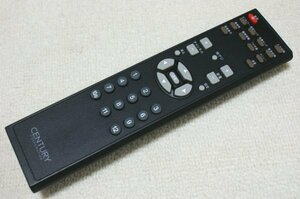 0(( free shipping )) CENTURY for television remote control [CL-SU13TV1B] operation OK