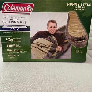Coleman ノースリム 寝袋