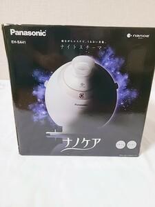 Panasonic ナイトスチーマー ナノケア ゴールド調 EH-SA41 新品