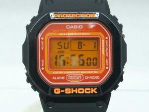 CASIO カシオ G-SHOCK Crazy Colors  DW-5600CS クォーツ ケースサイズ 3.6cm  ラバーベルト 参考価格 ¥ 13,200